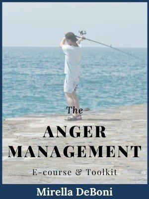 Anger ecourse by Mirella DeBoni Whitsunday Professional Counselling