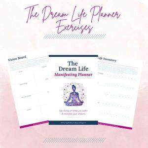 The Dream Life Manifesting Planner