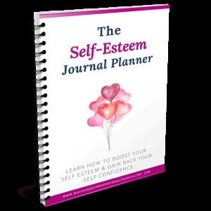 the self-esteem planner