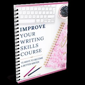 Improve Your Writing Skills Ecourse