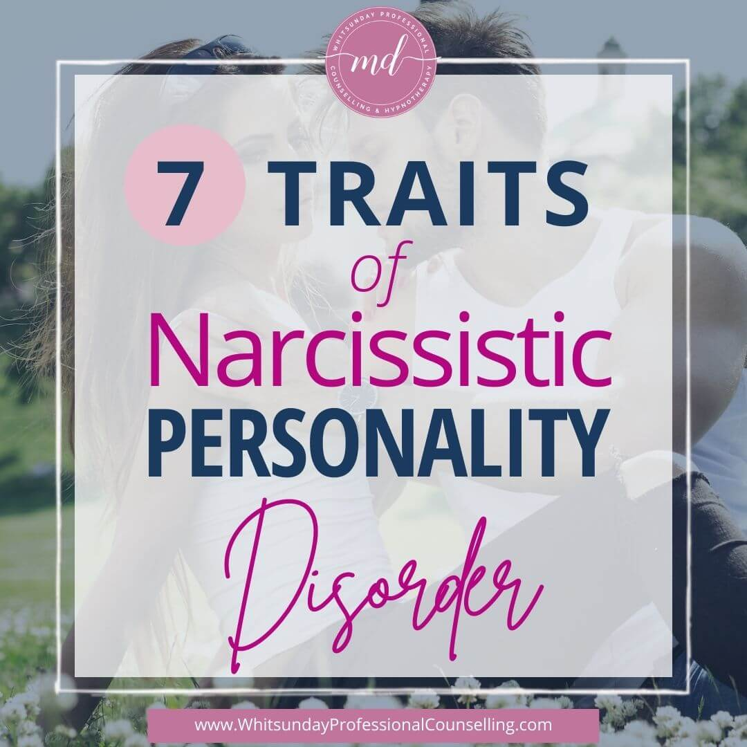 7 traits of narcissistic personality disorder